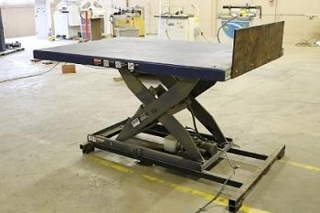 Joyce (4,000 Lb. Capacity) Scissor Lift
