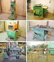 woodworking machinery services wi