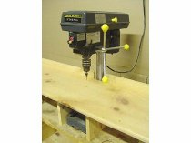Central Machinery 1HP Drill Press - The Garage Journal Board