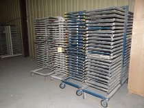 Irs auctions lot listing - Drying rack for cabinet doors ...