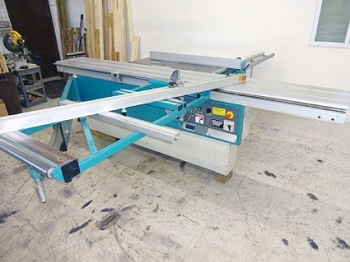 Irs auctions lot listing for 10 foot sliding table saw